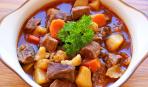 Венгерский суп-гуляш - бограч