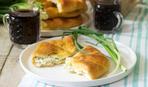 Молдавские плацинды с творогом и зеленью: пошаговый рецепт