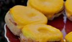 Сэндвич с ветчиной, сыром и ананасом