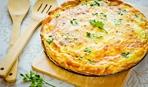 Закусочный пирог из сыра и творога - незабываемый вкус!