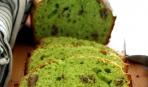 Шпинатно-сырный пирог с грецкими орехами