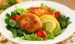 Блюдо дня: зразы с красной рыбой