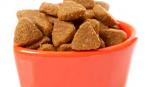 Сухие лечебные корма для кошек