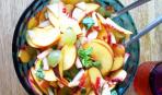 """На швидку руку: фруктовий салат """"Лайма"""""""