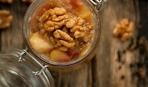 Грушево-горіхове варення: покроковий рецепт