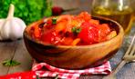 Закуска-бомба: болгарский перец в медовом маринаде