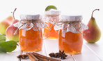 Грушеве повидло з апельсиновою ноткою (економний рецепт)