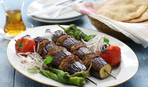 Баклажаны по-турецки: и мясное, и гарнир, и эффектный вид