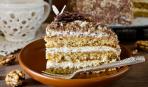 Медовый торт: простейший рецепт