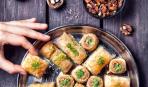 Медовая пахлава с орехами: пошаговый рецепт