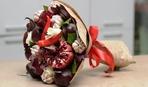 Осенний букет из овощей (мастер-класс)