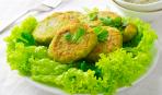 """Блюдо дня: зеленые куриные котлетки """"Зима рыдала"""""""