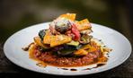 Тыквенный рататуй - шикарное блюдо ресторанного уровня