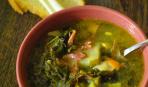 Зеленые щи - с крапивой и луговым щавелем