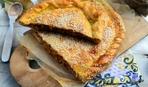 Пирог с тушеной капустой - быстро, вкусно, экономно!