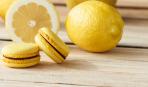 Лимонные макаруны: пошаговый рецепт