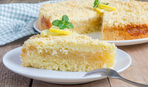 """Лимонный пирог """"Любовь"""": пошаговый рецепт"""