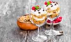 Десерт из Шотландии за 10 минут: малиновый Кранахан
