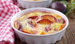 Сирно-сливовий десерт на швидку руку (без випічки)