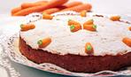 """Морквяний кекс на меду """"Зайка моя"""""""
