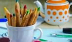 Печенье «Съедобные карандаши»