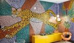 Художественная роспись стен в детской: 10 красочных идей