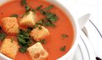 """Страва дня: томатний суп """"Цезар"""""""