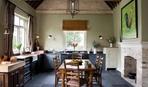 Кухня в стиле кантри: 10 современных решений