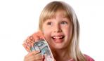 Карманные деньги ребенка: за и против