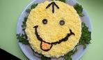 Восьмислойный салат «Улыбочка»
