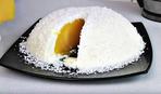 """Невероятный десерт без выпечки: """"Райское яичко"""""""