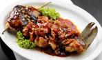 Рыба по-сычуаньски с перцем чили