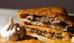 Фидджин - осетинські пироги з м'ясом: покроковий рецепт