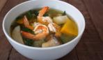 Как приготовить тайский суп Том Ям Кунг