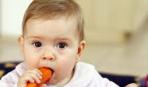 Как приучить ребенка к твердой пище
