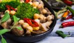 Постное меню: Топ-5 вкусных салатов с грибами