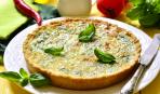 Пирог с лососем и шпинатом: пошаговый рецепт
