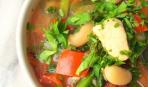Овощной итальянский суп