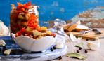 Соленые баклажаны с овощами на зиму