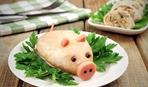 Новогодняя закуска «Поросята»: рецепт с фото