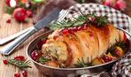"""На праздничный стол: куриный рулет """"Княжий"""" (простой рецепт)"""