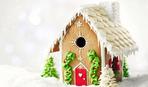 Пряничный домик: 10 идей для новогоднего стола