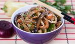 Баклажанный салат по-корейски: вкусный рецепт с фото
