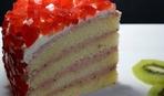 """Новогодние рецепты: торт """"Рубин"""""""