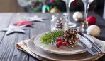 10 идей роскошной сервировки новогоднего стола
