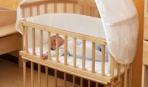 Как приучить ребенка спать в детской кроватке