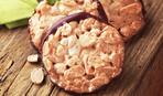 Флорентийское печенье с кокосом и вишнями