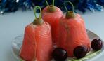 Новогодний салат «Колокольчики»