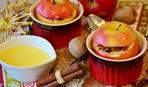 Печені яблука з інжиром від Руслана Сенічкіна