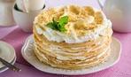 """ТОП - 5 самых необычных тортов """"Наполеон"""""""